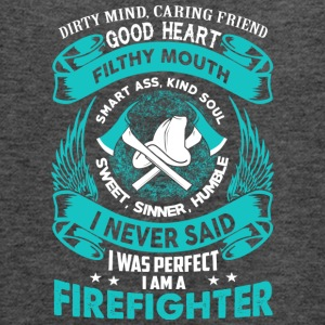 Perfect Firefighter - Women's Flowy Tank Top by Bella
