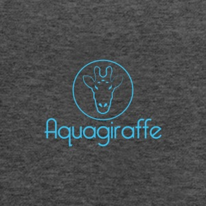 Aquagiraffe - Women's Flowy Tank Top by Bella
