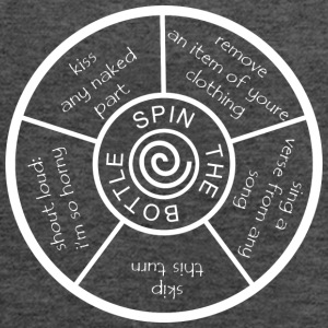 spin the bottle game - Women's Flowy Tank Top by Bella
