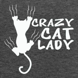 Crazy Cat Lady - Women's Flowy Tank Top by Bella