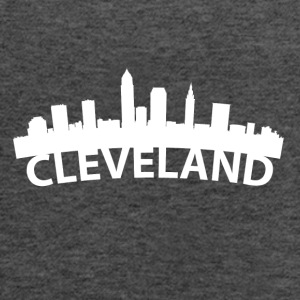 Arc Skyline Of Cleveland OH - Women's Flowy Tank Top by Bella