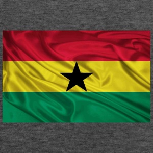 Ghana-Flag - Women's Flowy Tank Top by Bella