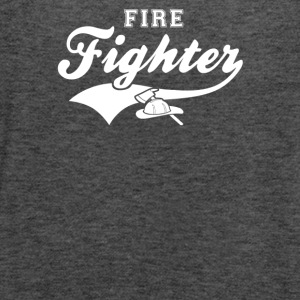 Dirty Firefighter - Women's Flowy Tank Top by Bella