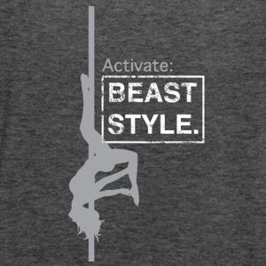 Activate: Beast Style - Women's Flowy Tank Top by Bella