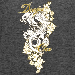 dragon clan - Women's Flowy Tank Top by Bella