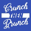 Crunch Then Brunch - Women's Flowy Tank Top by Bella