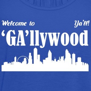 GAllywood - Women's Flowy Tank Top by Bella