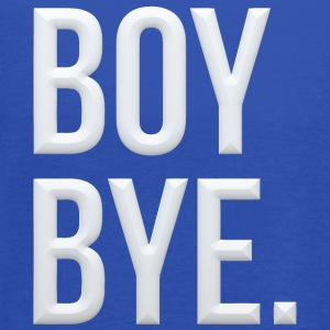 Boy bye - Women's Flowy Tank Top by Bella