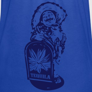 senior tequila - Women's Flowy Tank Top by Bella