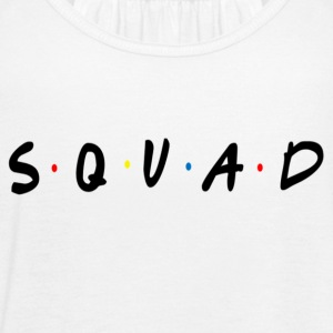 Squad - Women's Flowy Tank Top by Bella