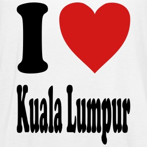 I love Kuala Lumpur (variable colors!) - Women's Flowy Tank Top by Bella