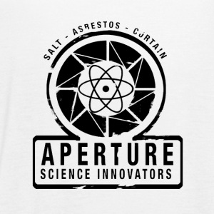 Aperture Laboratories - Women's Flowy Tank Top by Bella