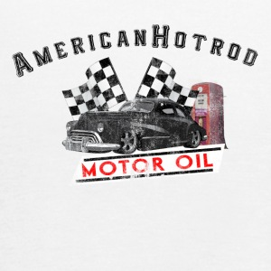 American Hotrod - Women's Flowy Tank Top by Bella