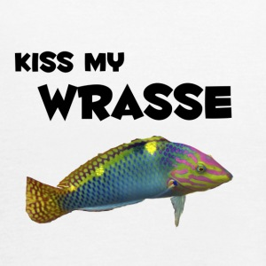 kiss my wrasse - Women's Flowy Tank Top by Bella