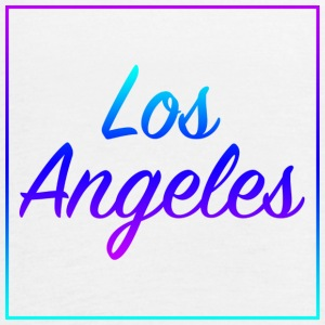 Los Angeles - Women's Flowy Tank Top by Bella