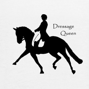Dressage Queen - Women's Flowy Tank Top by Bella