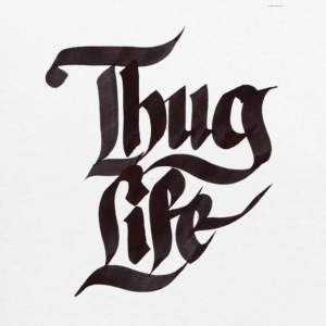 Thug life - Women's Flowy Tank Top by Bella