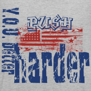 YOU Better Push Harder - Women's Flowy Tank Top by Bella