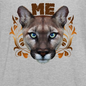 ME Cougar Shirt - Women's Flowy Tank Top by Bella
