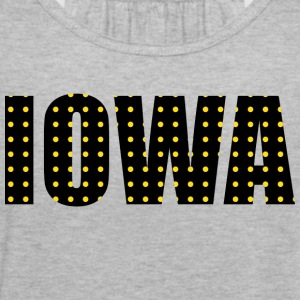 IOWA - Women's Flowy Tank Top by Bella
