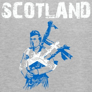 Nation-Design Scotland Bagpipe - Women's Flowy Tank Top by Bella