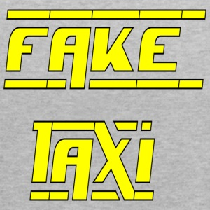 fake taxi - Women's Flowy Tank Top by Bella