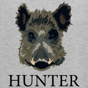 Boar Hunter - Women's Flowy Tank Top by Bella
