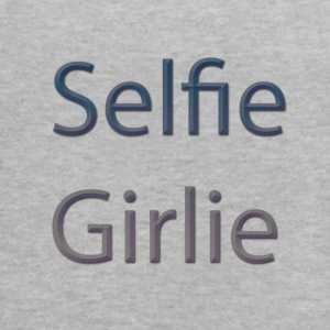 selfie-girlie - Women's Flowy Tank Top by Bella