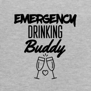 Emergency drinking buddy - Women's Flowy Tank Top by Bella