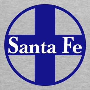 santa fe logo - Women's Flowy Tank Top by Bella