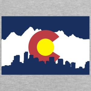 colorado_shirt - Women's Flowy Tank Top by Bella