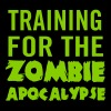 Training for the zombie apocalypse - Women's Flowy Tank Top by Bella