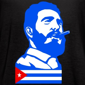 Fidel Castro Cuba - Women's Flowy Tank Top by Bella