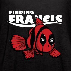Finding Francis Funny T-Shirt - Women's Flowy Tank Top by Bella