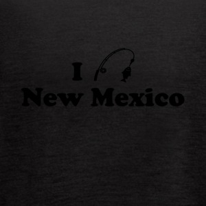 new mexico fishing - Women's Flowy Tank Top by Bella
