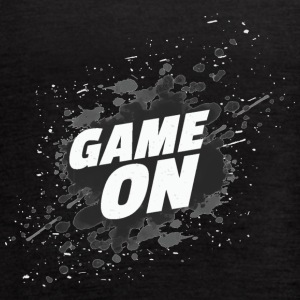 game on - Women's Flowy Tank Top by Bella
