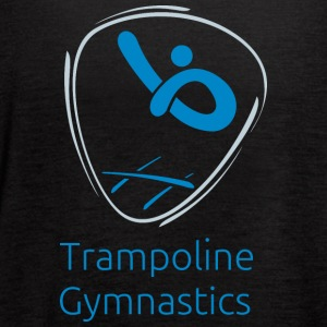 Trampoline_gymnastics - Women's Flowy Tank Top by Bella
