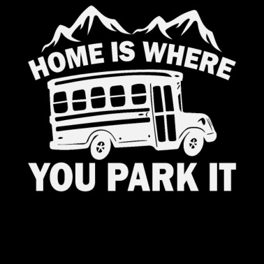 Trailer Park Camping Camper RV there yet cool gift Women's Scoop-Neck T-Shirt | Spreadshirt