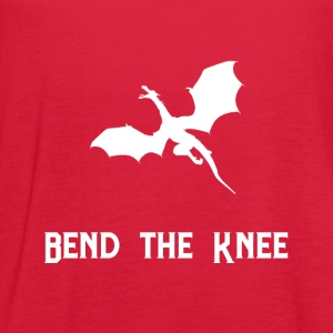 BEND THE KNEE - Women's Flowy Tank Top by Bella