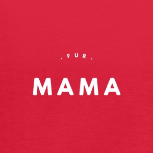 Fur Mama - Women's Flowy Tank Top by Bella