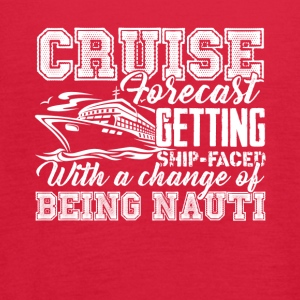 Cruise Forecast Shirt - Women's Flowy Tank Top by Bella