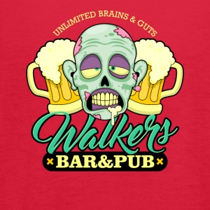 Zombie Walkers Bar and Pub - Women's Flowy Tank Top by Bella