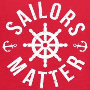 Sailors Matter - Women's Flowy Tank Top by Bella