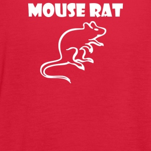 Mouse Rat - Women's Flowy Tank Top by Bella