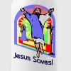 Jesus Saves - Water Bottle
