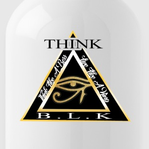Think B.L.K. (The Vision) - Water Bottle