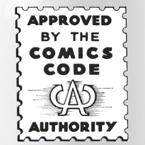 Approved by the Comics Code Authority - Water Bottle