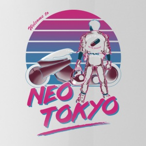 Welcome to Neo Tokyo - Water Bottle