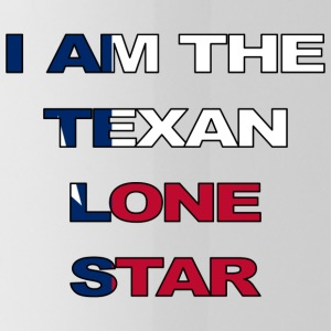 Texan Lone Star - Water Bottle