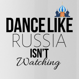 Dance like Russia is not watching - Water Bottle